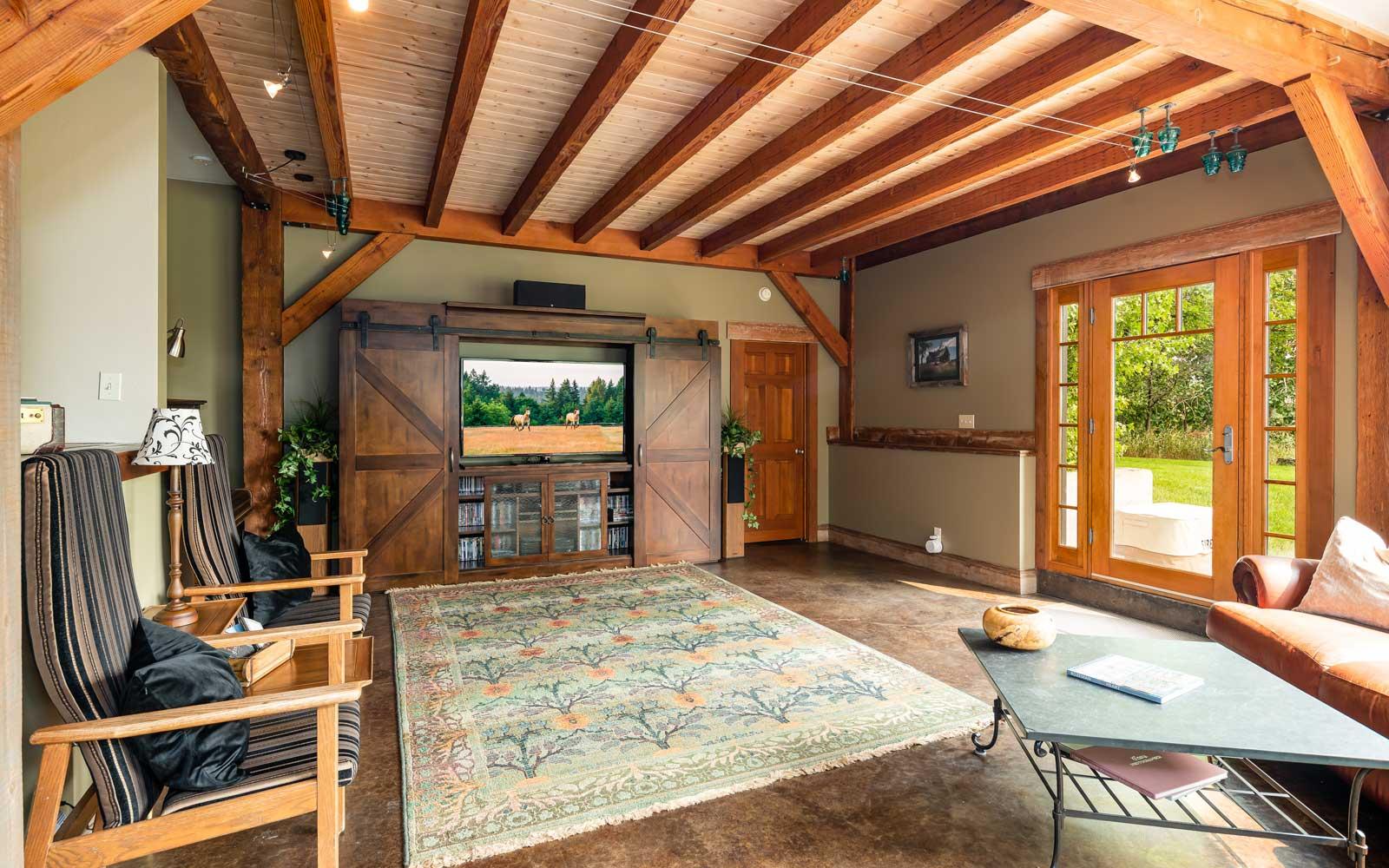Bozeman Mt Vacation Rental Cherry Creek Guest House