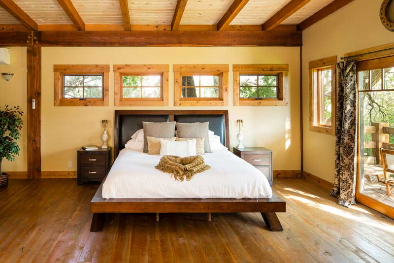 Master Suite at Cherry Creek in Bozeman, MT